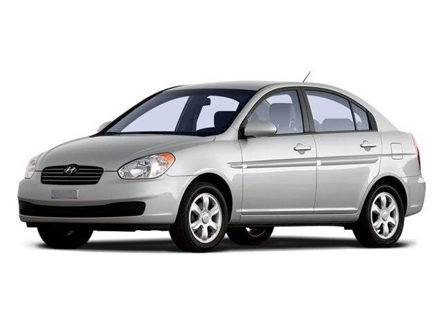 2008 Hyundai Accent GLS